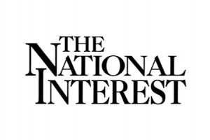 Интервью журналу The National Interest